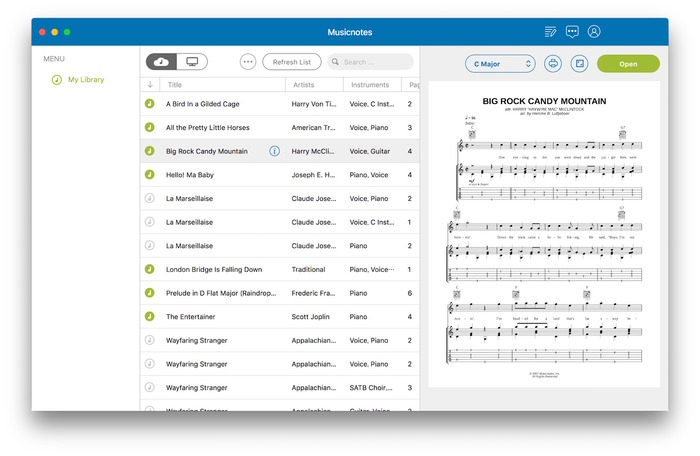 Musicnotes-Music-Sheet-Hero