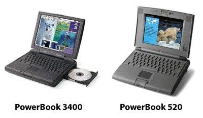 PB3400とPB520