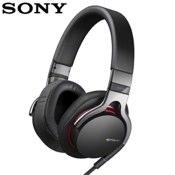 SONY ステレオヘッドホン ブラック MDR-1RMK2/B