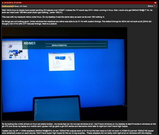 MacBook Pro RetinaとSE50UY04