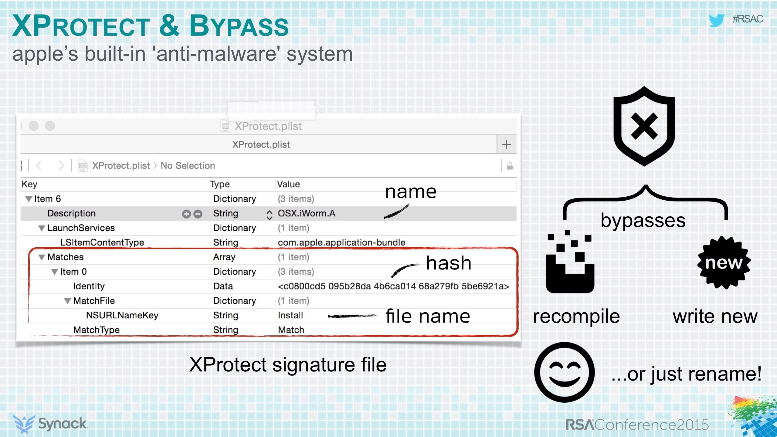 XProtect-Bypass-build-in-malware-system