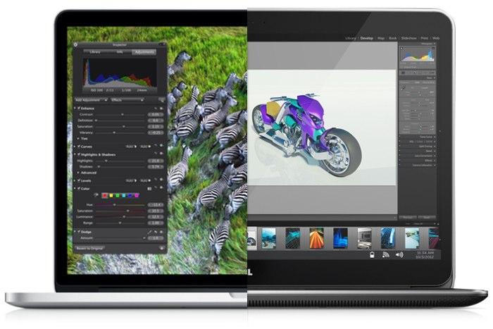 Apple-MacBook-Pro-Retina-15-Dell-Precision-M3800 Hero