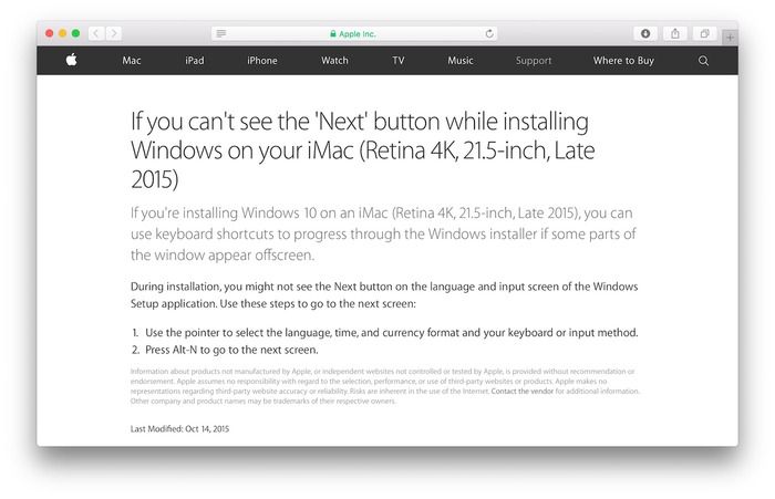 Windows-issue-on-iMac-4K