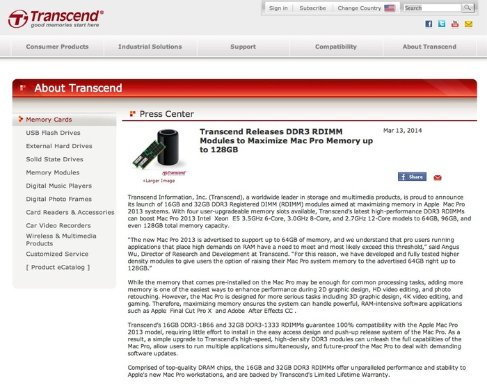 Trancend-Release-DDR3-Memory-Upto-128GB