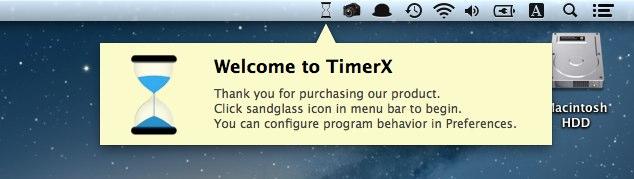 TimerX Hero