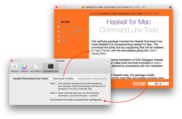 Haskell-Command-Line-Tools
