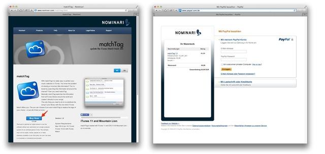 Nominari-PayPal