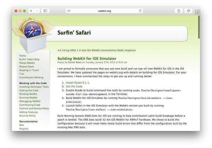 Building-WebKit-for-iOS-Simulator-Blog