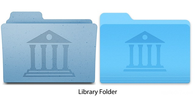 Library-Mavericks-Yosemite