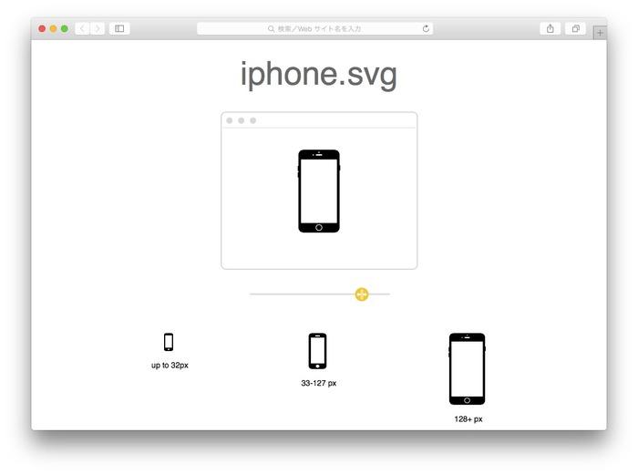 iPhone-Responsive-Icon