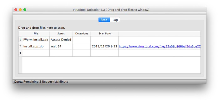 VirusTotal-Uploader-1d3