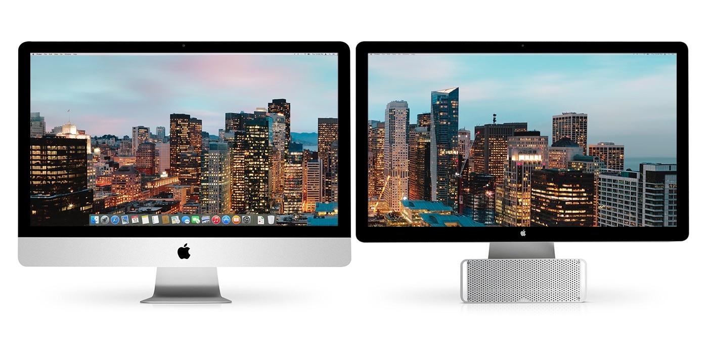 Twelve South Macbookやimac 5kなどに最適化されたデュアルディスプレイ用の壁紙にサンフランシスコの風景3枚を追加 pl Ch