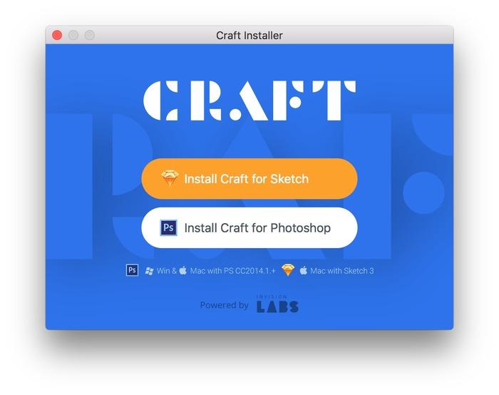 Craft-installer