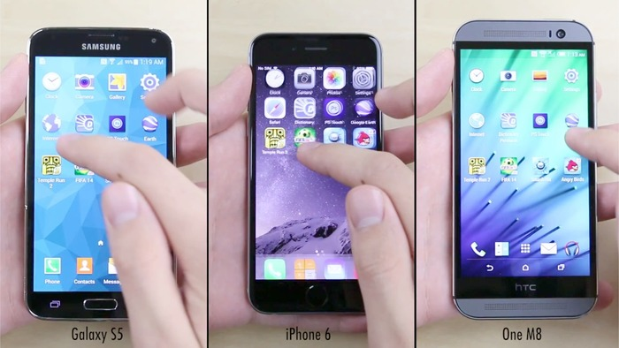 iPhone-6-vs-Galaxy-S5-vs-HTC-One-Speed-Test