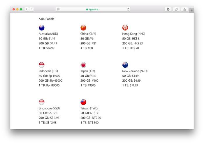 iCloud-Strage-Price-Asia