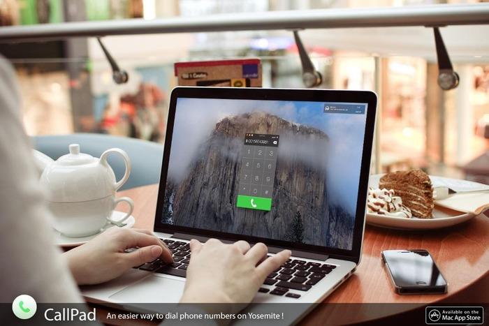 CallPad for Yosemite Mac