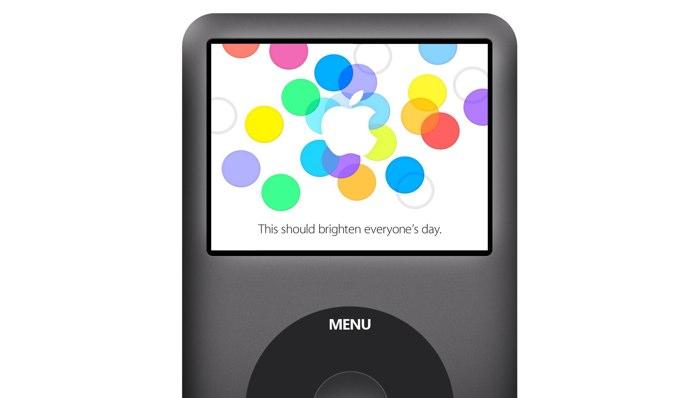 iPod Classic Sep 10 Hero