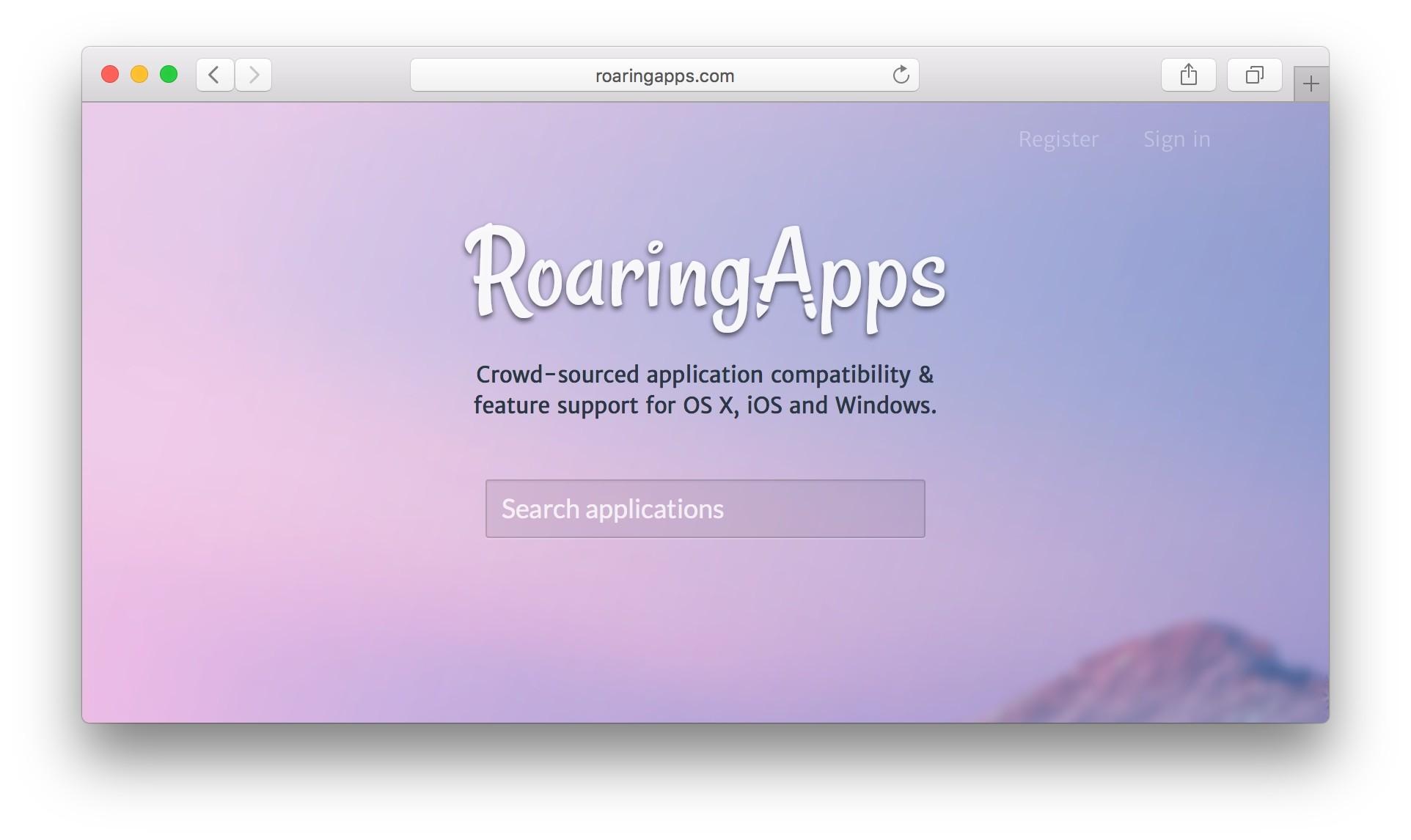 RoaringApps-Hero