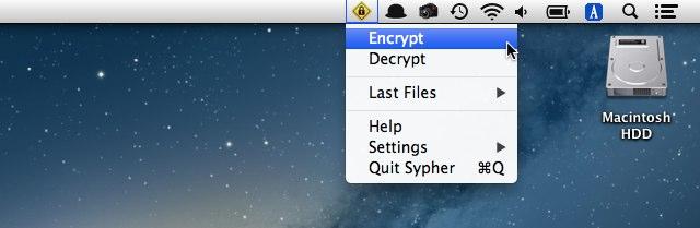 Sypherの使い方-その1