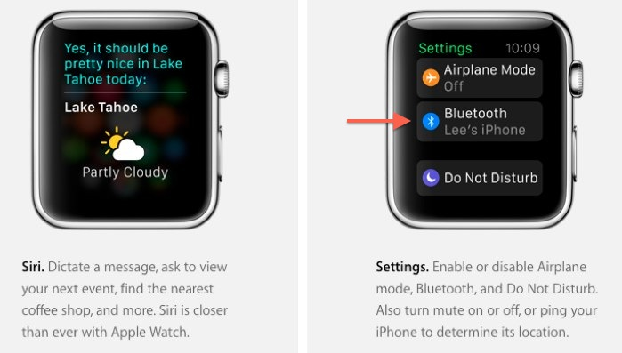 Apple-Watch-Bluetooth-Setting