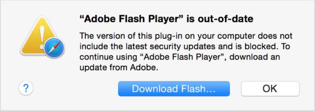 Adobe-Flash-Player-Block