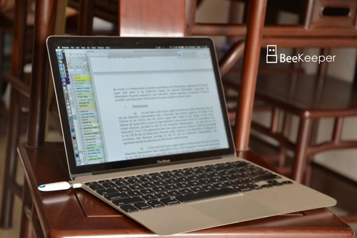 Beekeeper-for-MacBook-USB-Memory
