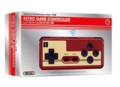 (Android/iOS/Windows/Mac OS用) レトロゲームコントローラ【TELEC認証商品】