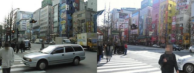 1998年2月色調が違いすぎる、でも建物は変わってない
