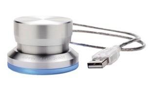 Griffin Technology NA16029 PowerMate 【カスタマイズ可能なUSBマルチメディアコントローラー】 並行輸入品