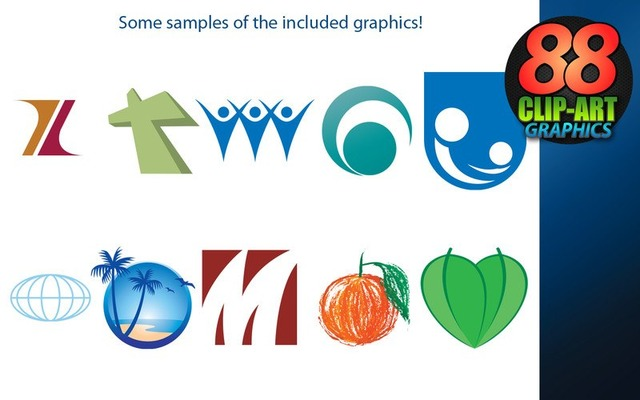 88 Awesome Clipart Graphicsの一例