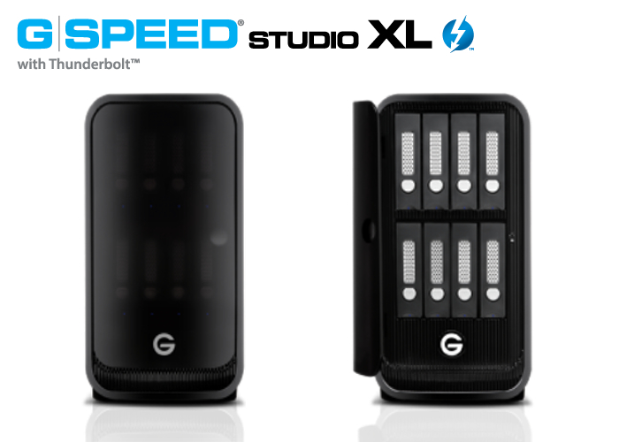 G-SPEED Studio XLを発表