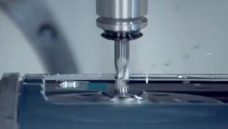 7-CNC旋盤でMacProのIOポートを切る1