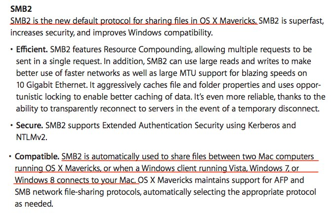 SMB2-is-the-new-default-protocol-for-sharing-files-in-Mavericks