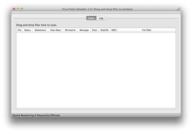 VirusTotal-Uploader-OS-X-Hero