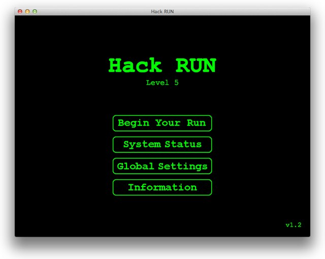Hack Run Hero