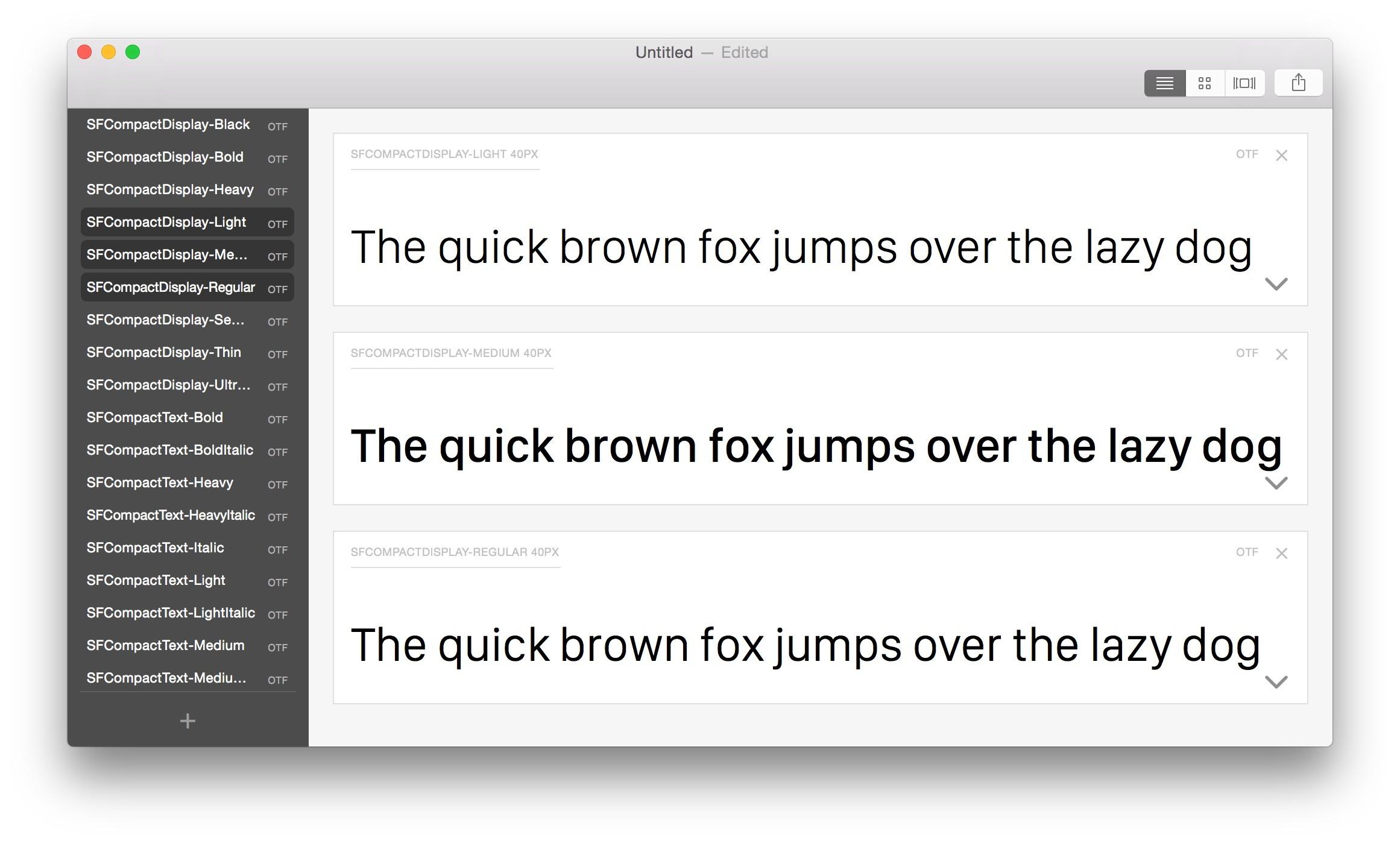 TypeCase-Font-diff
