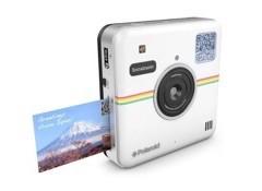 Polaroid Socialmatic ソーシャルマティック 14メガピクセル高解像度 Wi-fi デジタル インスタントプリントカメラ (ホワイト) ツイッター, フェイスブック, インスタグラムなどをはじめ, 様々なソーシャルメディアで友達や家族と一緒に画像シェアができる アンドロイド/Android OSフル機能