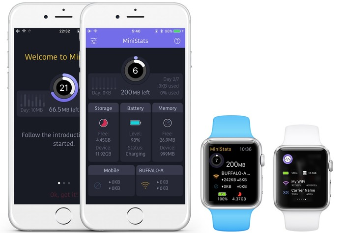 MiniStats-iPhone6-and-Apple-Watch