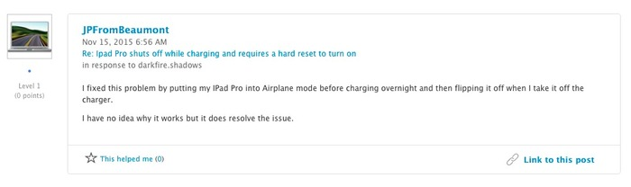 iPad-Pro-turn-on-AirPlane-Mode