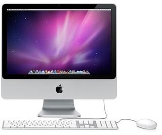 iMac Early2009 Hero