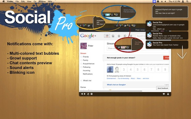 Social-Pro-for-Facebook-Twitter-Gmail-GooglePlus-description
