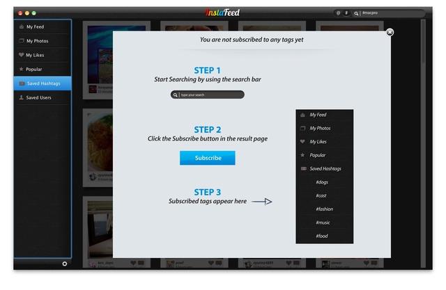 InstaFeed-Tag-User