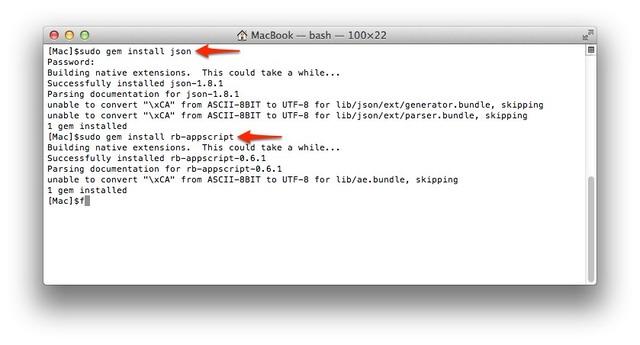 json-rb-appscript-install