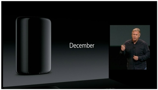MacPro Late 2013 Release December