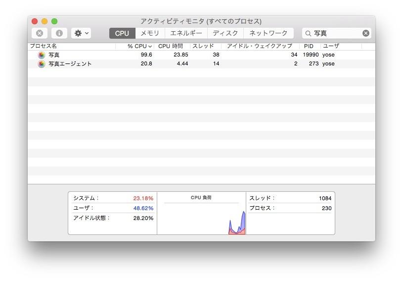 アクセシビリティモニタ-写真アプリ