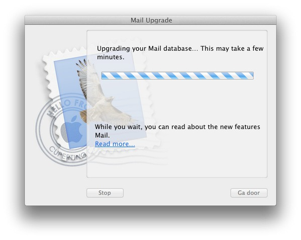 Apple-Mailapp-Database-Update