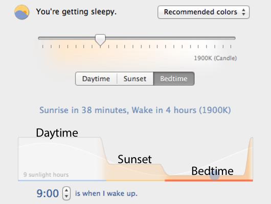 flux-Daytime-Sunset-Bedtime