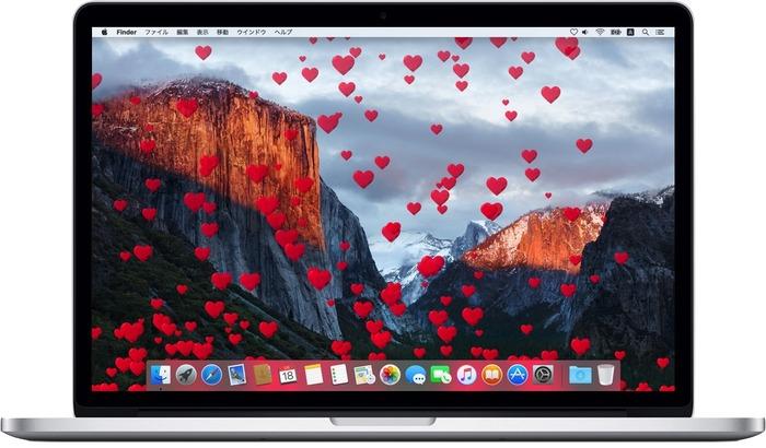 Falling-Hearts-MacBook