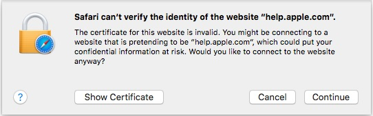 El-Capitan-SSL-issue