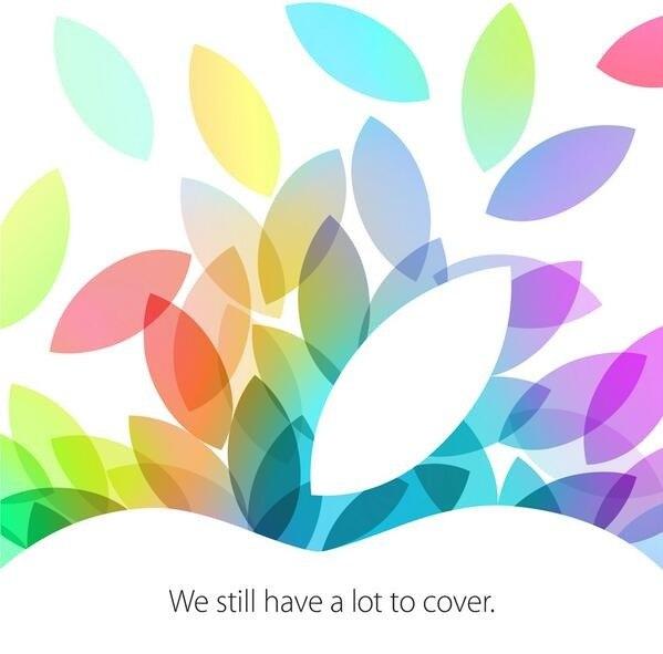 10月22日のAppleメディア・イベント Hero